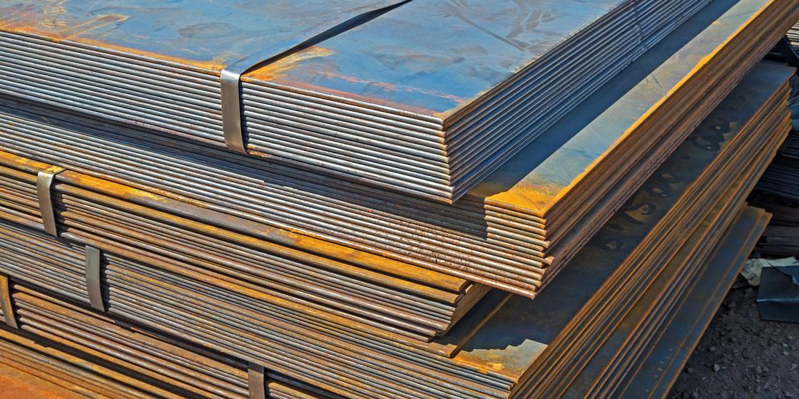 Stahl- & Metallbau Bernd Halfpap GmbH | Leitungen | Blechzuschnitt | Slider