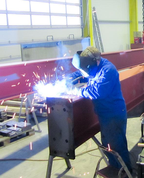 Stahl- & Metallbau Bernd Halfpap GmbH | Unternehmen